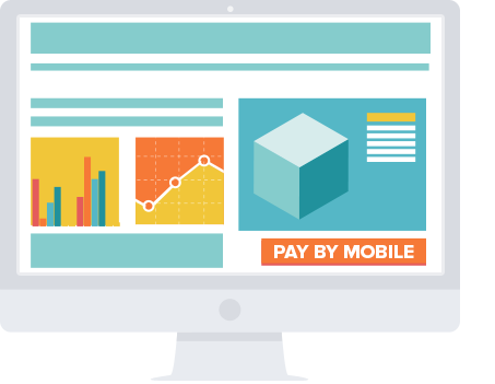 pay by mobile for cloud services