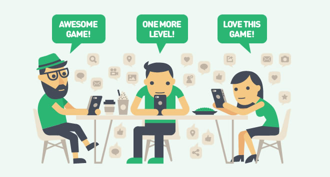 most addictive mobile games